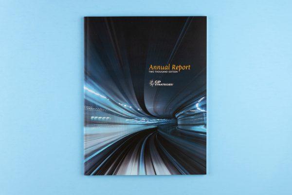 annual report sample