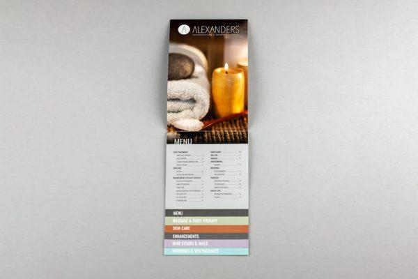 booklet sample