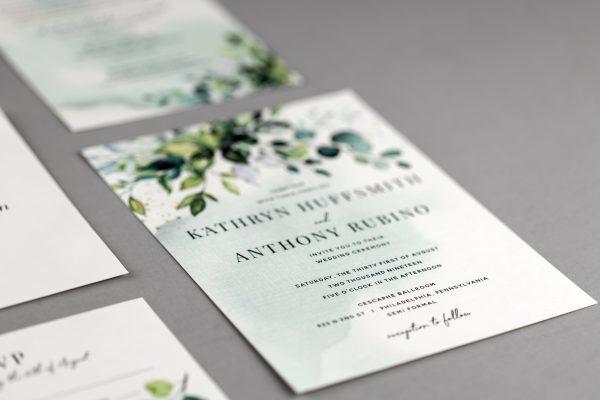 wedding invitation sample